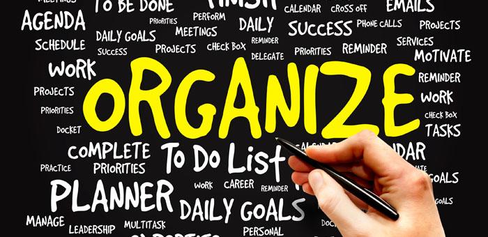 Get Organize